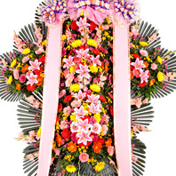 5단 축하화환