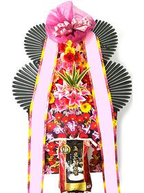 축하화환(쌀) - 예약상품